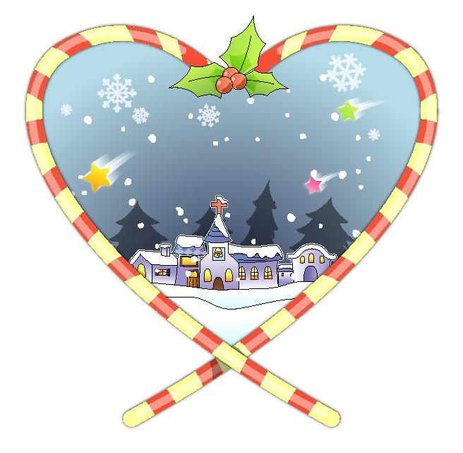Nuovi Disegni Di Natale Da Colorare E Colorati Da Stampare Appunti