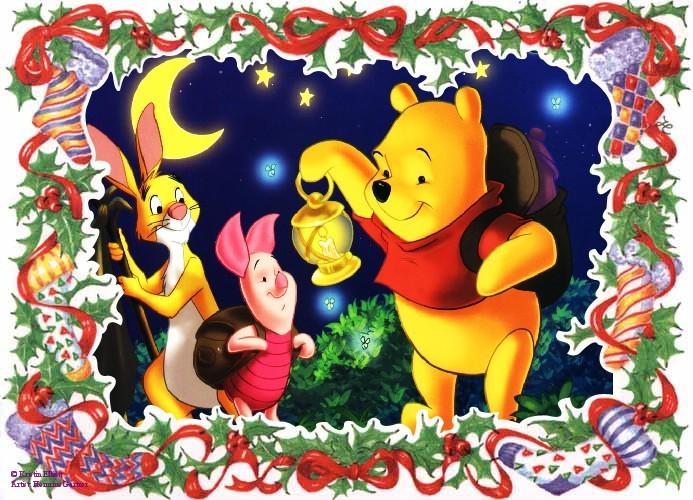 Disegni Di Natale Winnie Pooh.Disegni Di Winnie The Pooh Di Natale Frismarketingadvies